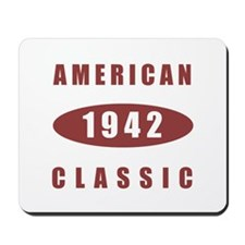 1942 American Classic Mousepad