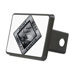 JBLE emblem Rectangular Hitch Cover