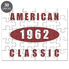 1962 American Classic Puzzle