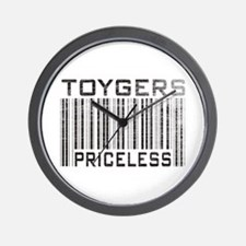 Toygers Priceless Wall Clock