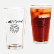 Royal Arch Mason Drinking Glass