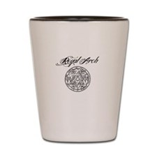 Royal Arch Mason Shot Glass