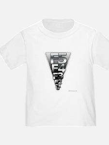 7 Wht F5 Tornado Blast T-Shirt