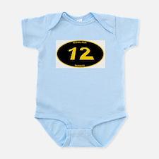 Kessel Run 12 Parsecs Infant Bodysuit