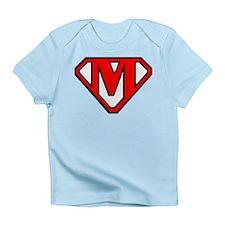 New SuperMark Logo Infant T-Shirt