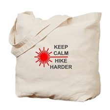 Laser Keep Calm Tote Bag