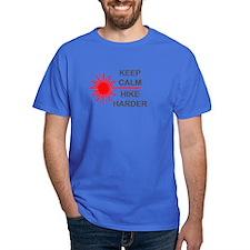Laser Keep Calm T-Shirt