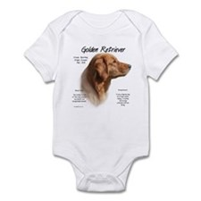 Golden Retriever Infant Creeper