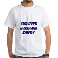 I Survived Hurrican Sandy Shirt