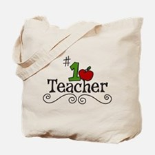 School Teacher Tote Bag