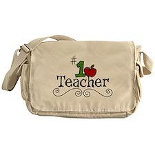 School Teacher Messenger Bag