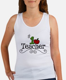 School Teacher Women's Tank Top