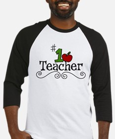 School Teacher Baseball Jersey