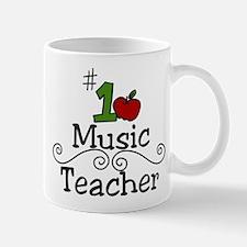 Music Teacher Mug