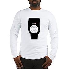monster 1100 tank strip Long Sleeve T-Shirt