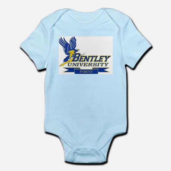 BENTLEY UNIVERSITY PARENT Infant Bodysuit