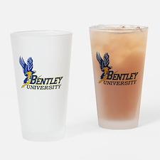 BENTLEY UNIVERSITY Drinking Glass