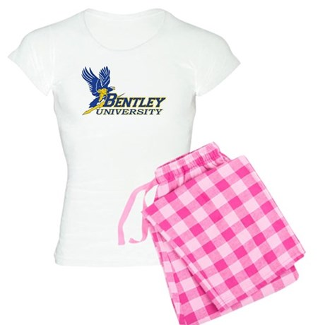 BENTLEY UNIVERSITY Women's Light Pajamas