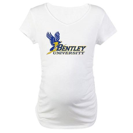BENTLEY UNIVERSITY Maternity T-Shirt