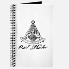 Past Master with Jewel Journal