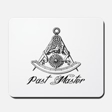Past Master with Jewel Mousepad