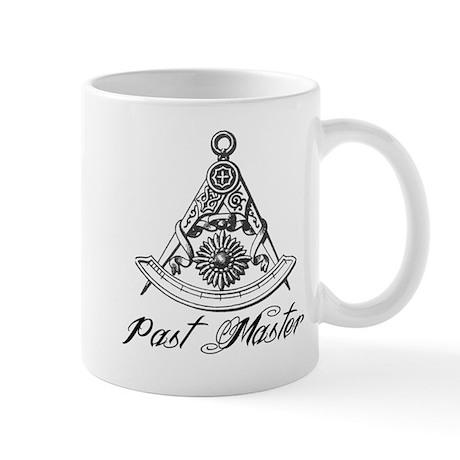 Past Master with Jewel Mug