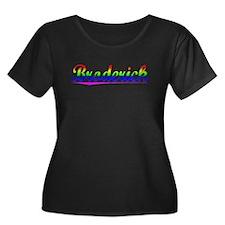 Broderick, Rainbow, T