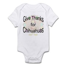 Thanks for Chihuahua Infant Creeper