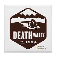 Death Valley Tile Coaster