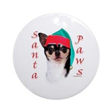 Chihuahua Paws Ornament (Round)