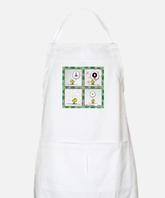 A Very Woodstock Christmas Apron