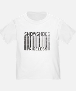 Snowshoes Priceless T