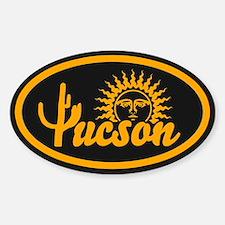 Tucson Desert Circle Decal