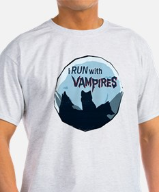 3-Run_Wolves.png T-Shirt