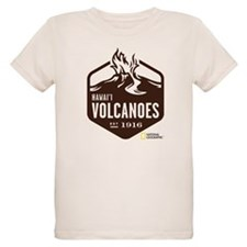 Hawai'i Volcanoes Organic Kids T-Shirt