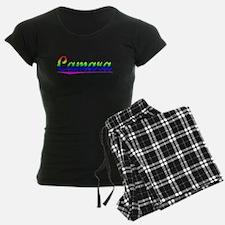Camara, Rainbow, Pajamas