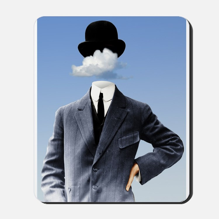 Head In The Clouds Mousepad