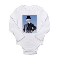 Head In The Clouds Long Sleeve Infant Bodysuit