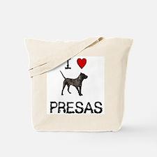I love Presas Tote Bag