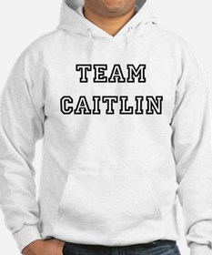 TEAM CAITLIN Jumper Hoody