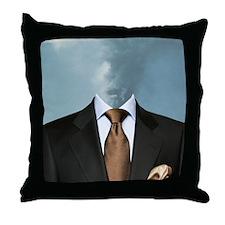 Fumar Throw Pillow