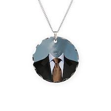 Fumar Necklace Circle Charm