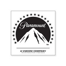 "Paramount Square Sticker 3"" x 3"""