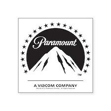 "Paramount Square Sticker 3"" x 3"""