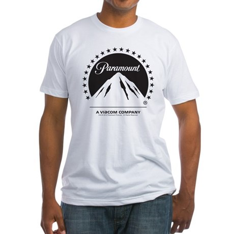 Paramount Fitted T-Shirt