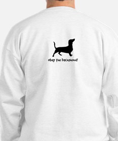Dachshund Low Rider 2-sided Sweatshirt