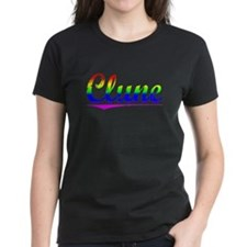 Clune, Rainbow, Tee