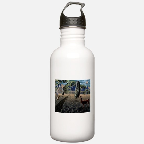 Dali's Llama Water Bottle