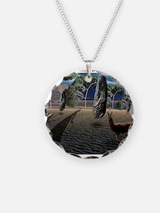 Dali's Llama Necklace