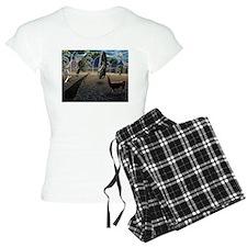 Dali's Llama Pajamas